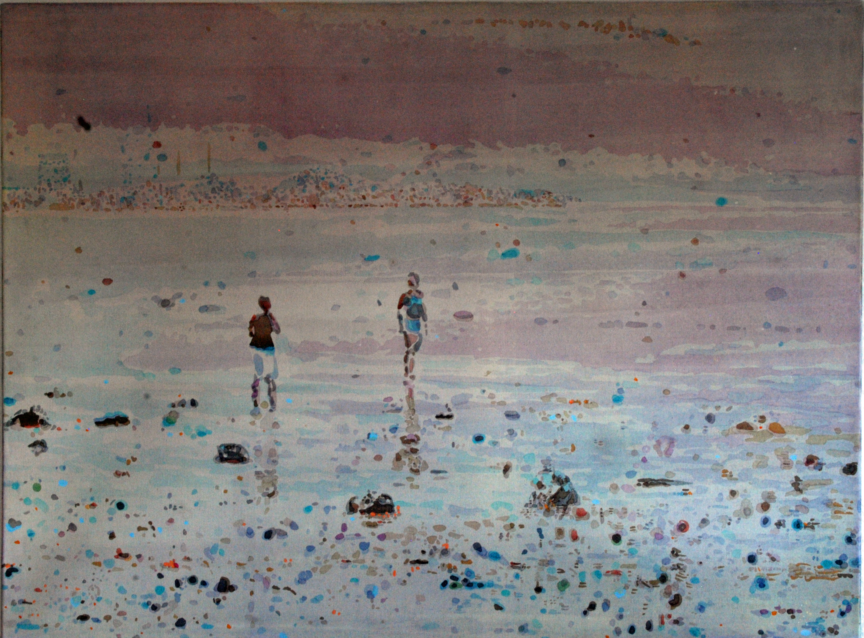 931-Christina Malbek maleri