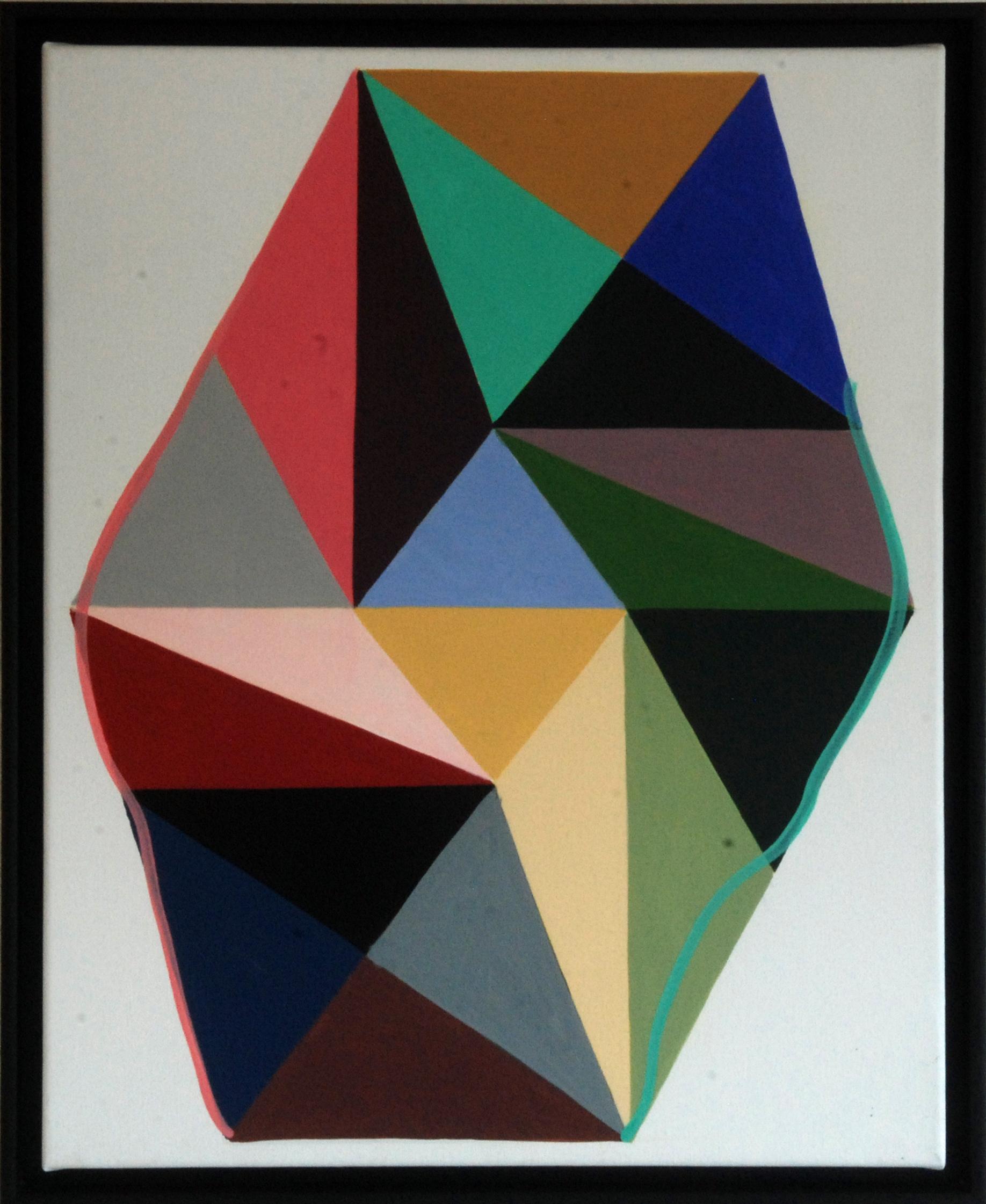 962 Malene Landgren, maleri