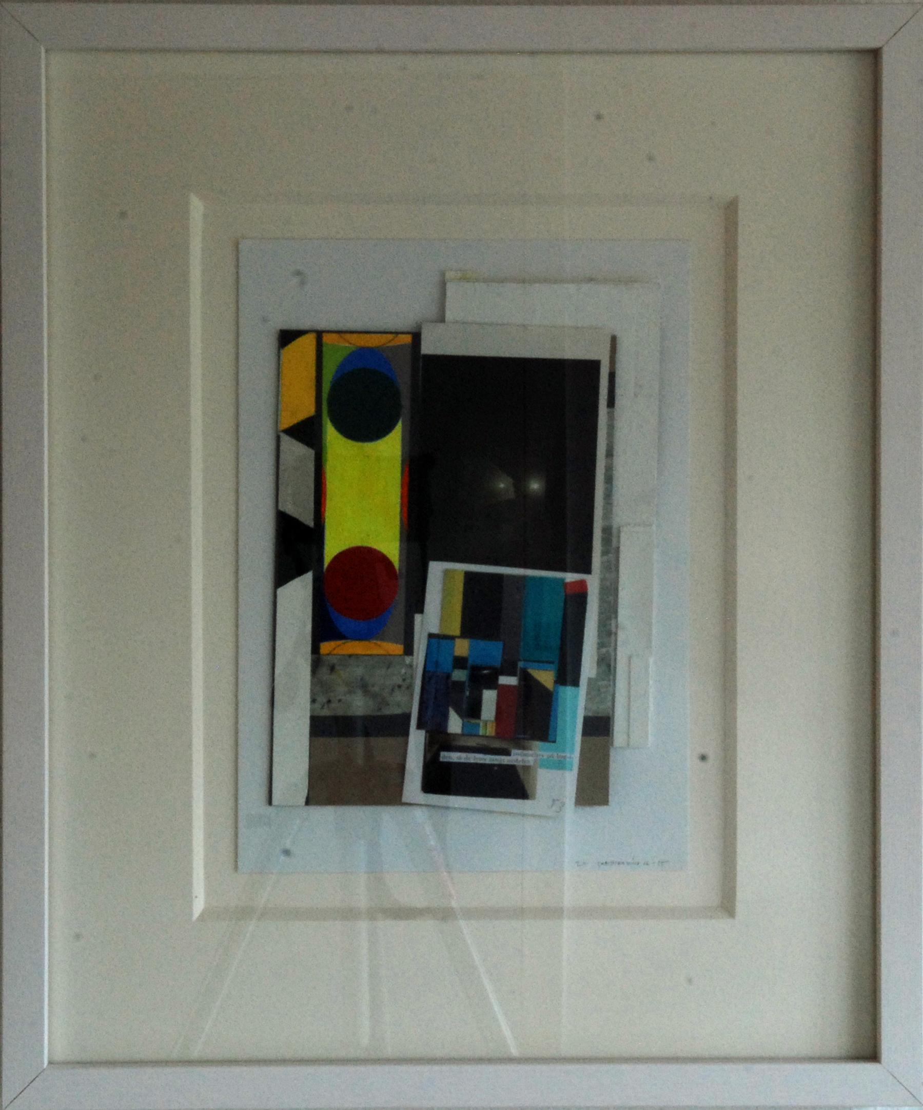 964 Christian Vind, collage