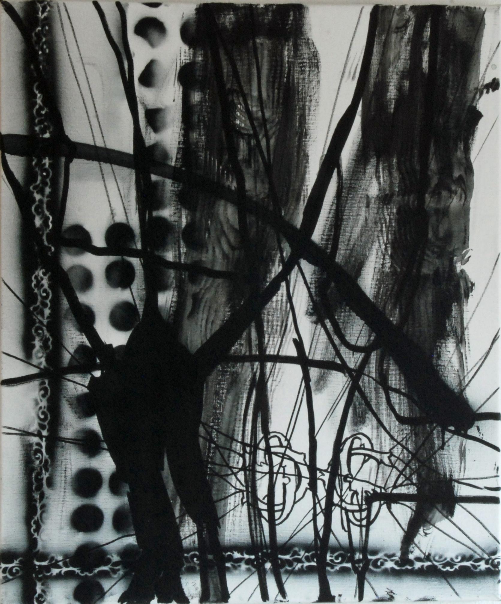 965 Claus Carstensen, maleri