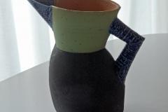 960 Hans og Birgitte Børjeson, Keramikkande