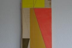 977   Malene Bach   maleri på træ